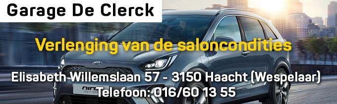 Garage De Clerck bv