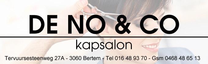 Kapsalon De No & Co