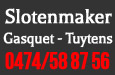 Slotenmaker Gasquet-Tuytens