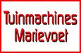 Tuinmachines Marievoet