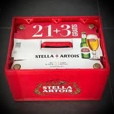 Stella Artois 24x25cl