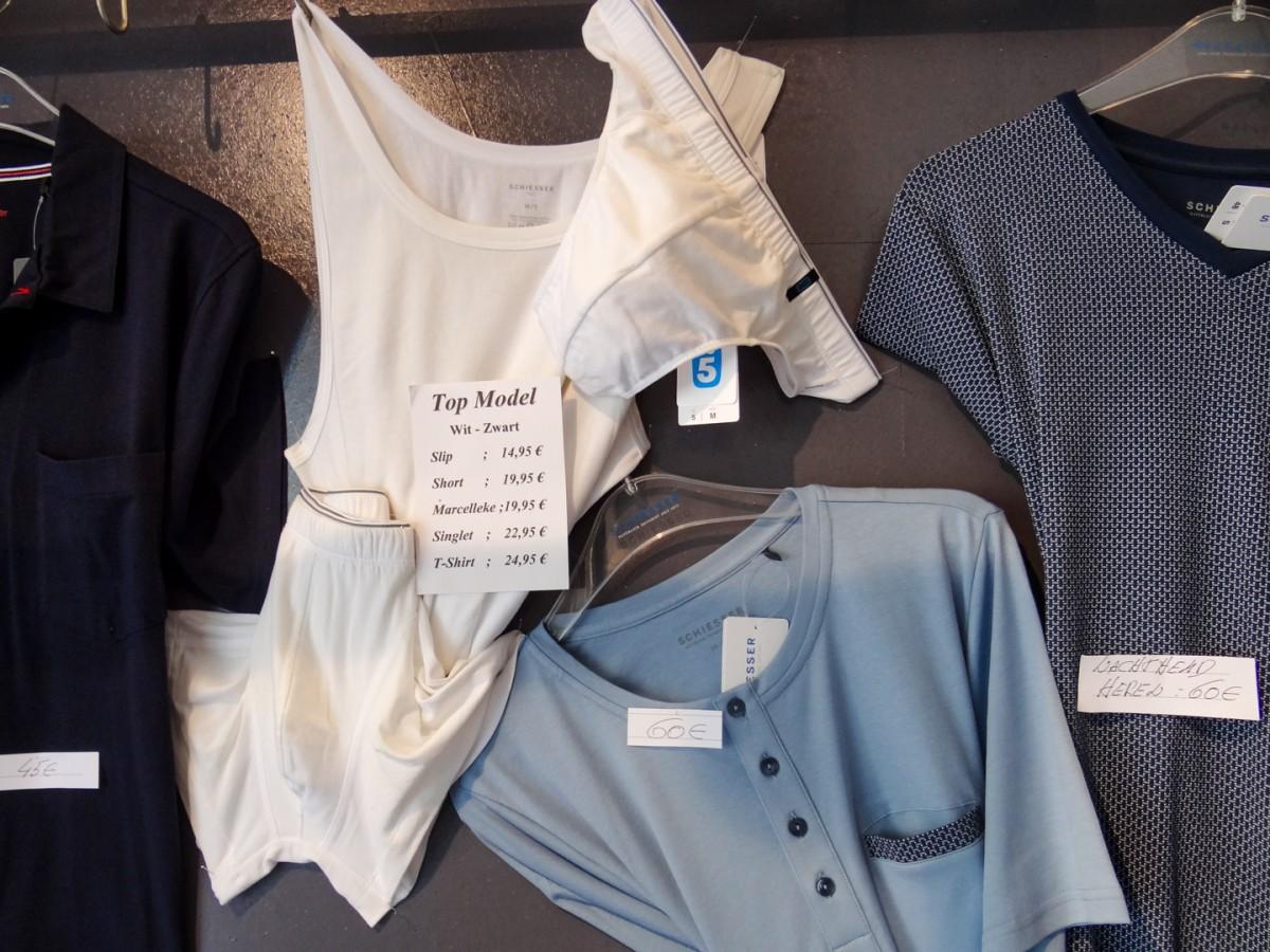 Herennachtgoed hemden