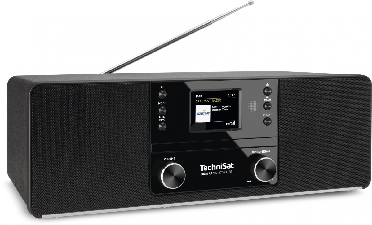 Technisat DAB+ 370 CD BT