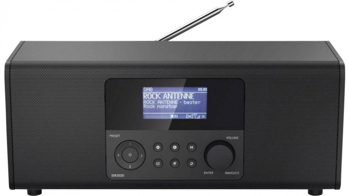 HAMA DAB+ Radio DIR 3020