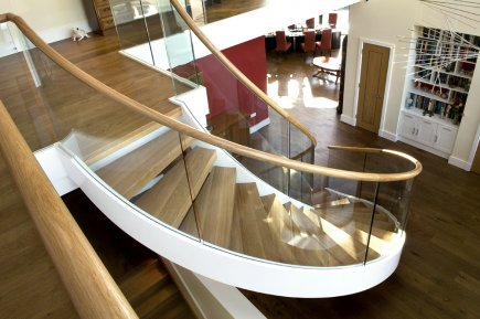 Binnendeuren en trappen