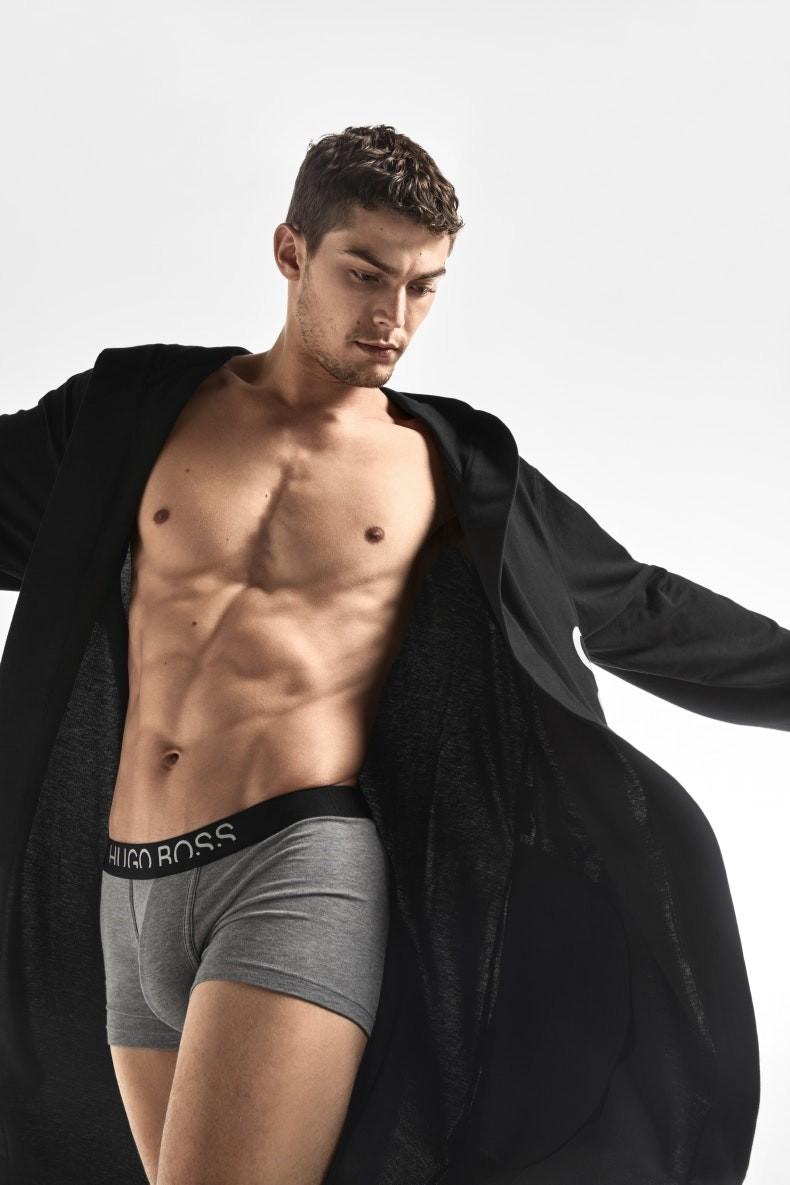 Kamerjas en ondergoed voor heren