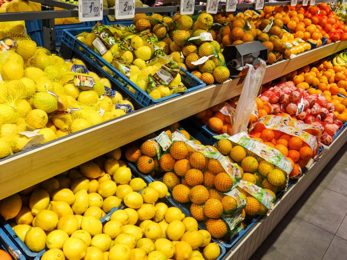 Uitheems fruit
