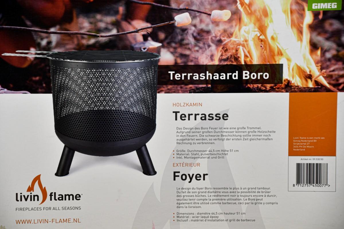 Terrashaard Boro