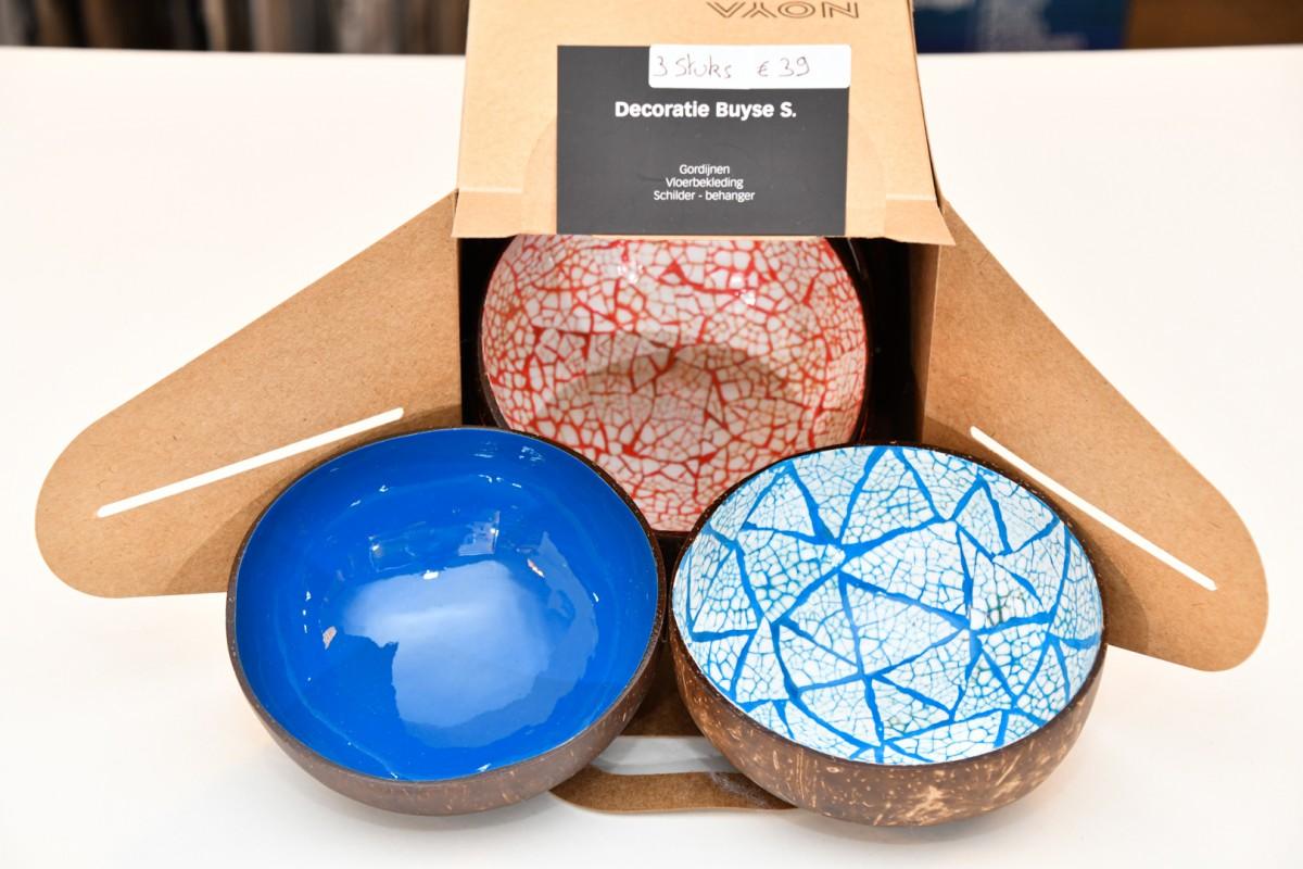 Noya coconut bowls
