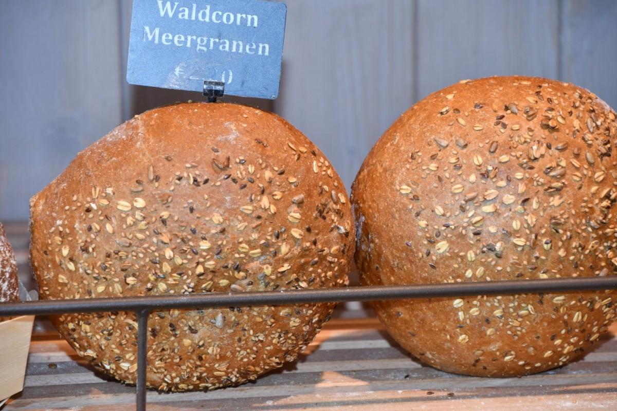 Waldcorn Meergranen brood