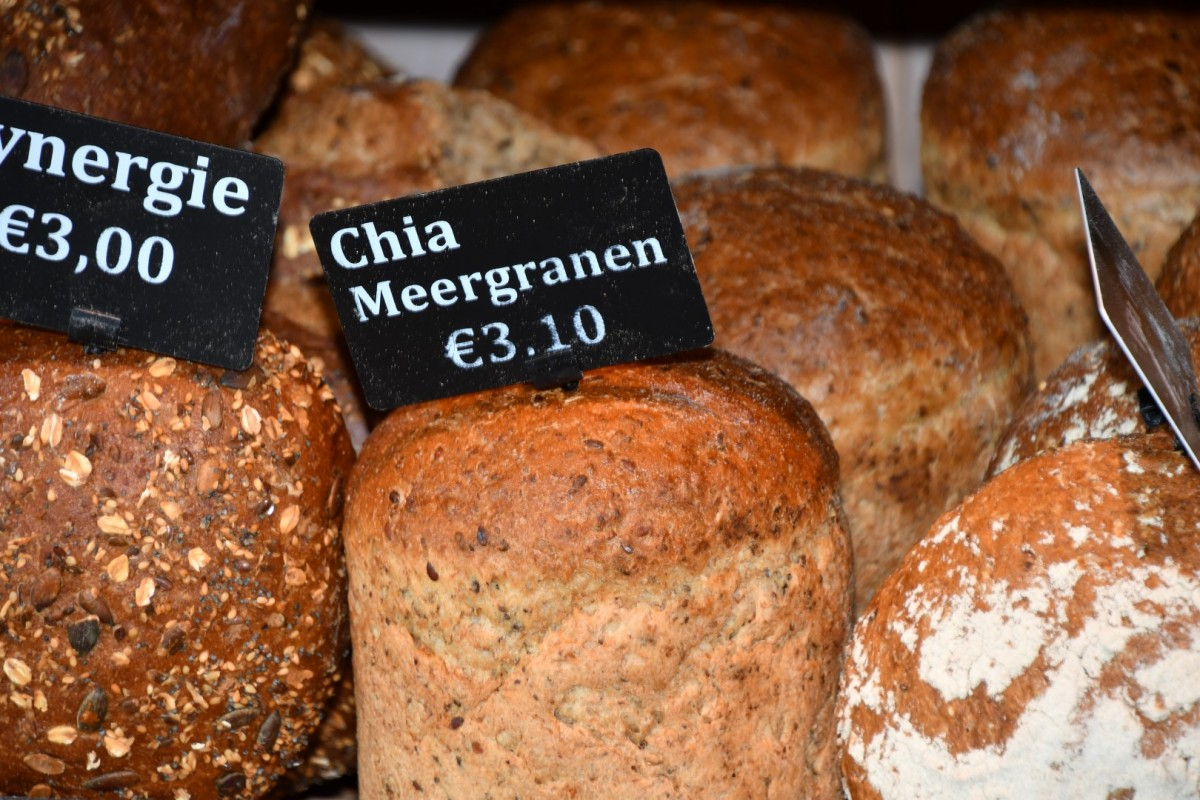Chia Meergranen brood