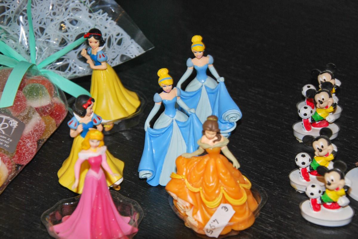 Disney figuurtjes