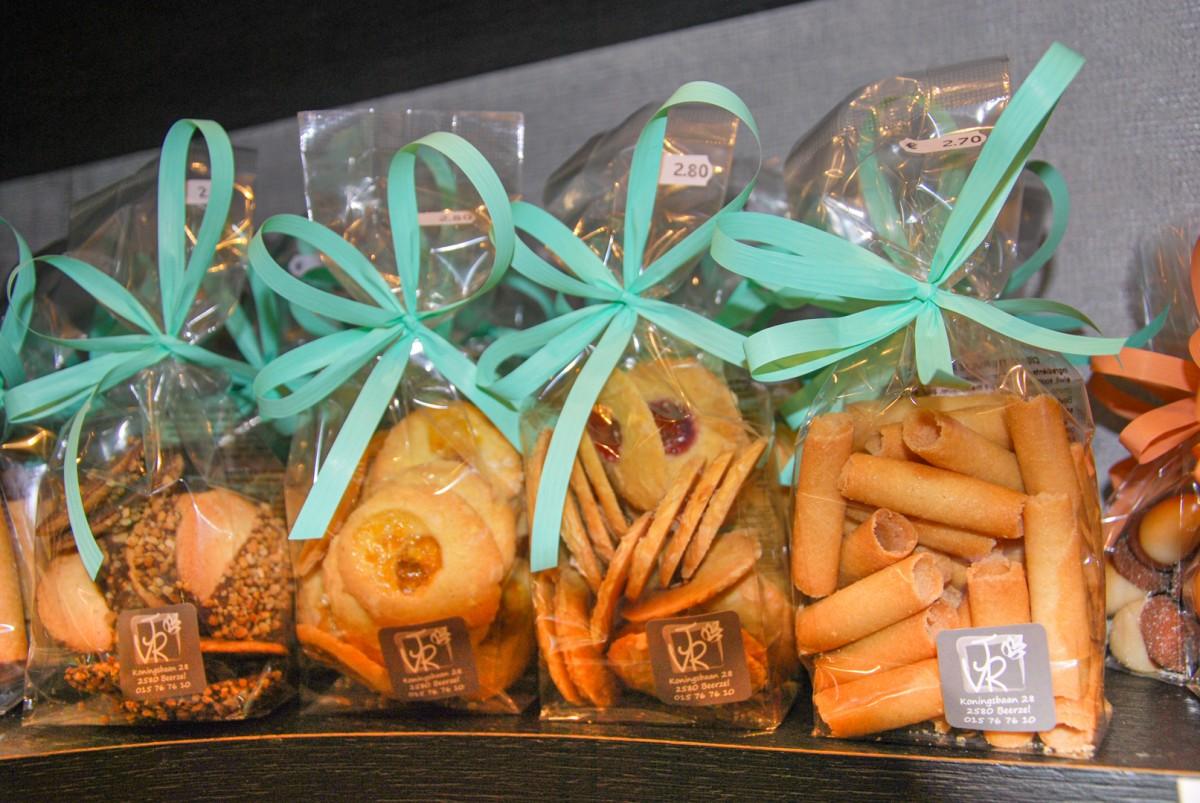 Dessert koekjes