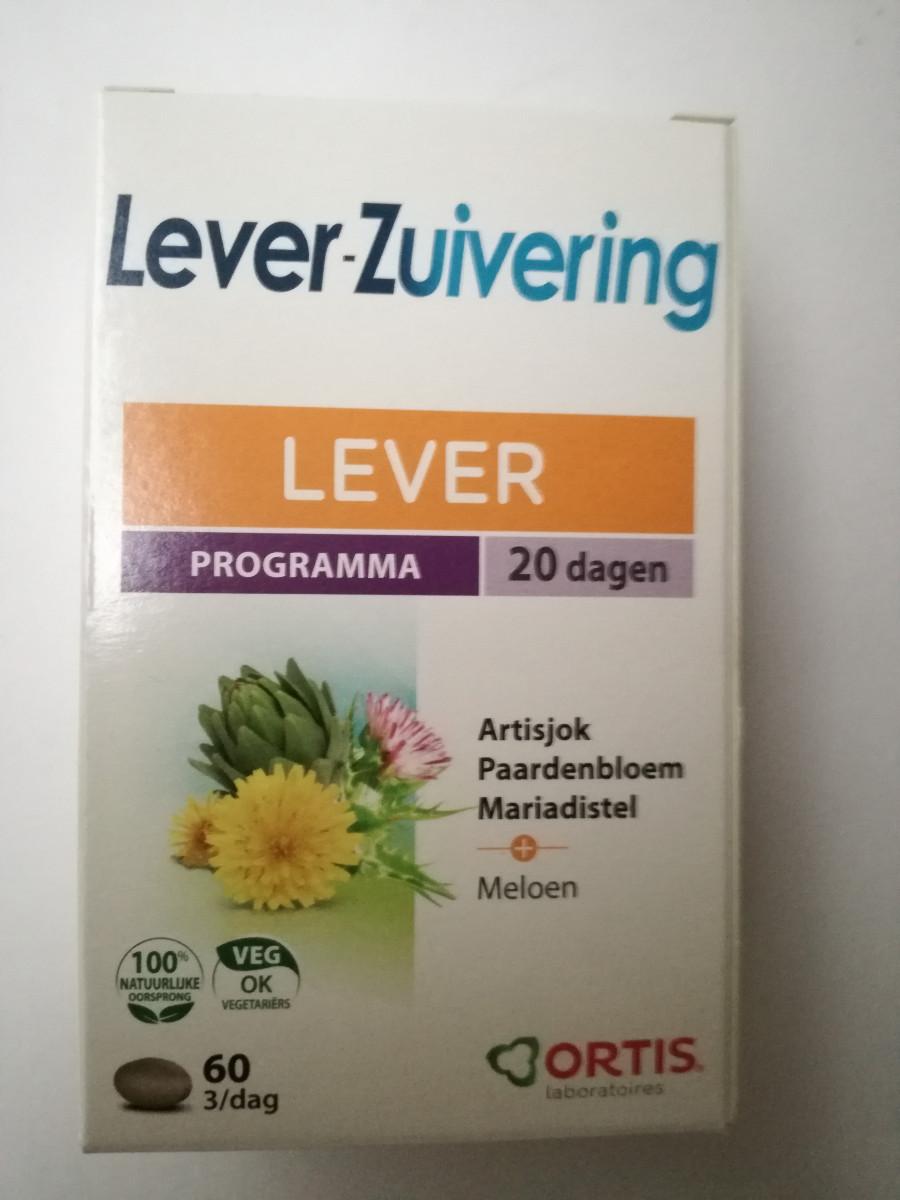 Leverzuivering