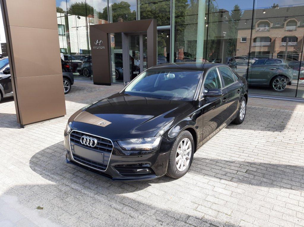 Audi A4 - 2.0D - 136pk