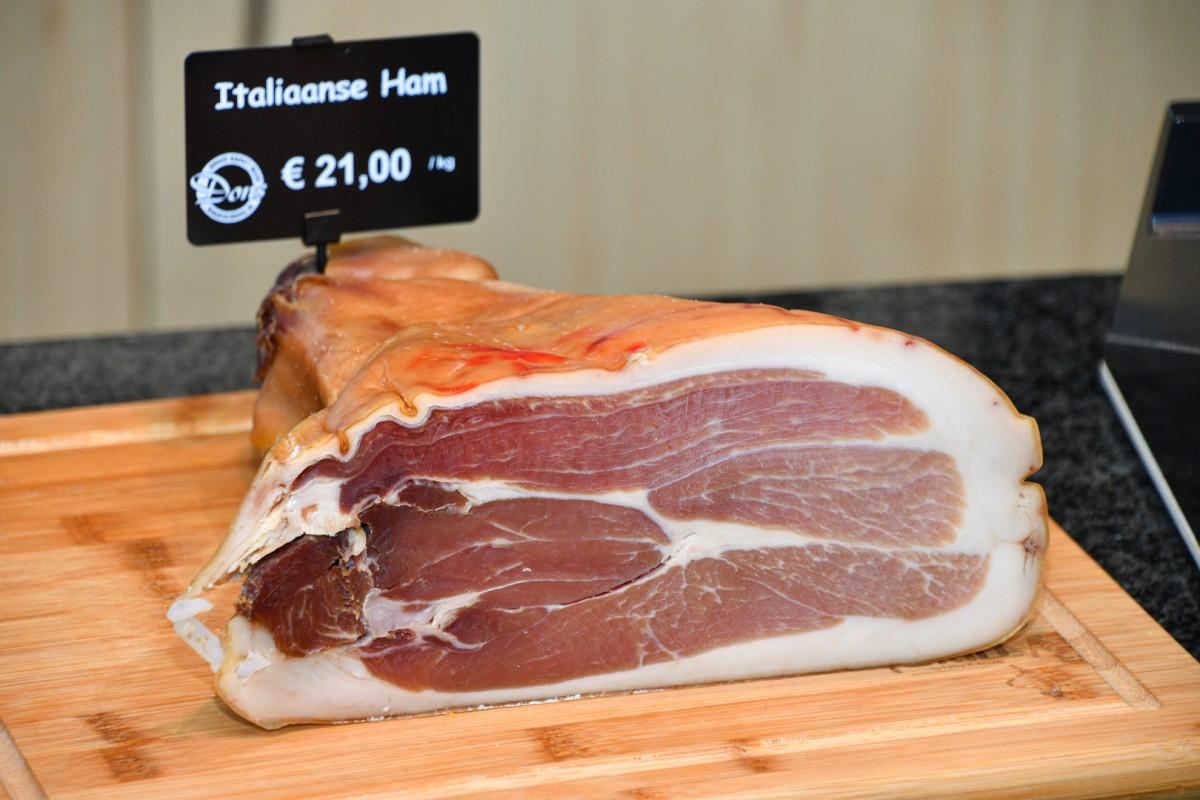 Italiaanse ham