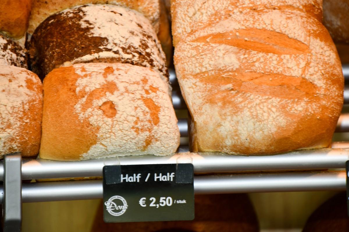 Brood half / half