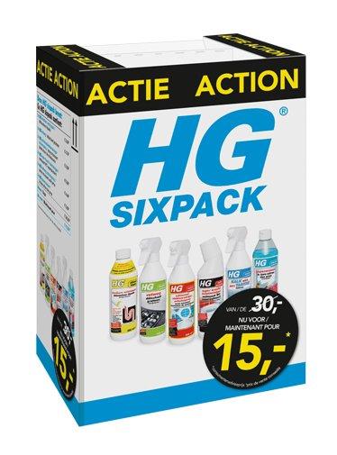 HG Sixpack