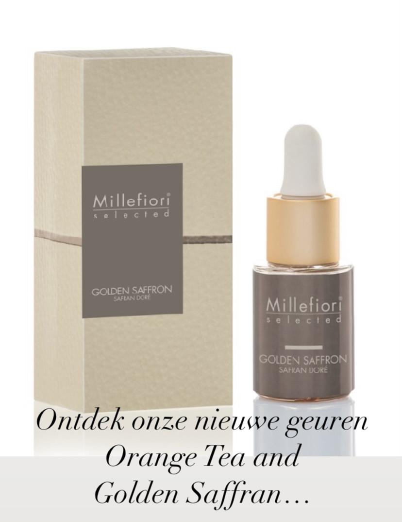 Etherische oliën Millefiori