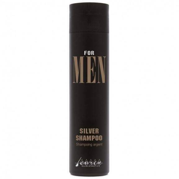 For men silver shampoo 250 ml