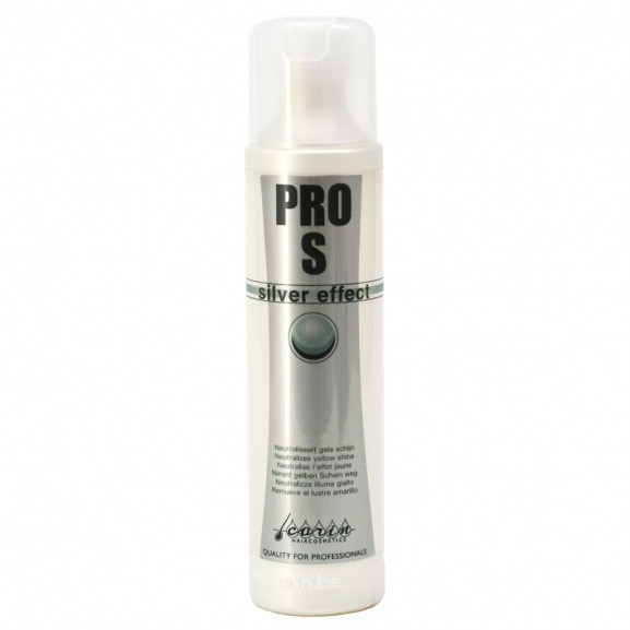 Pro s silver shampoo 250ml