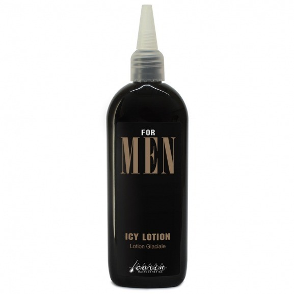 For men ICY LOTION