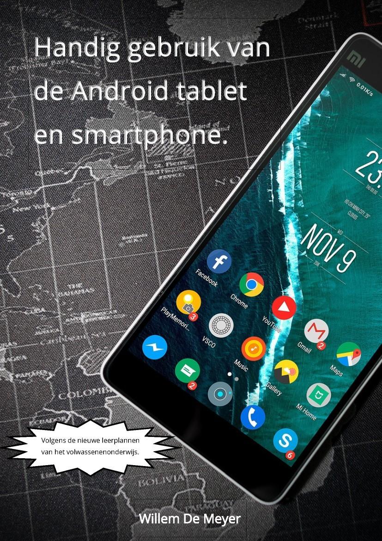 Boek smartphone: Handig gebruik
