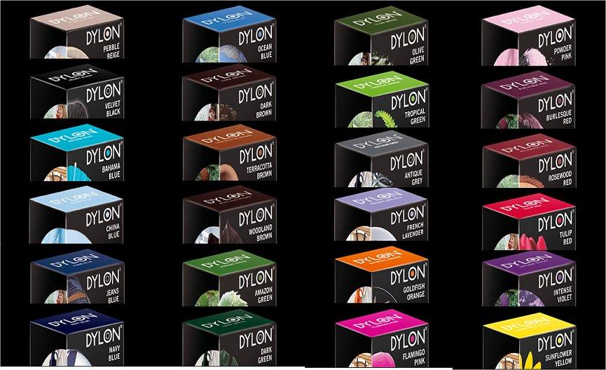 Dylon Textielkleuren