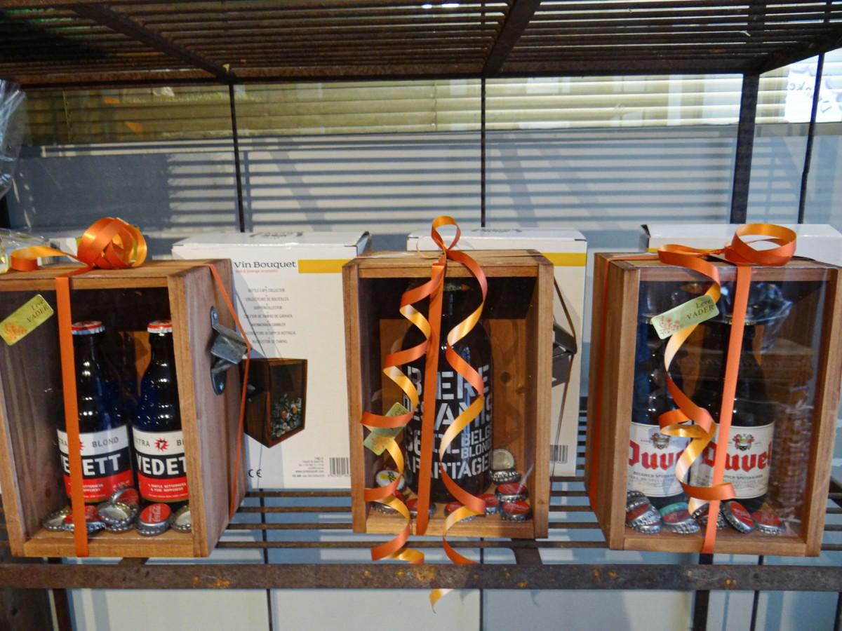 Geschenkbox Bieren