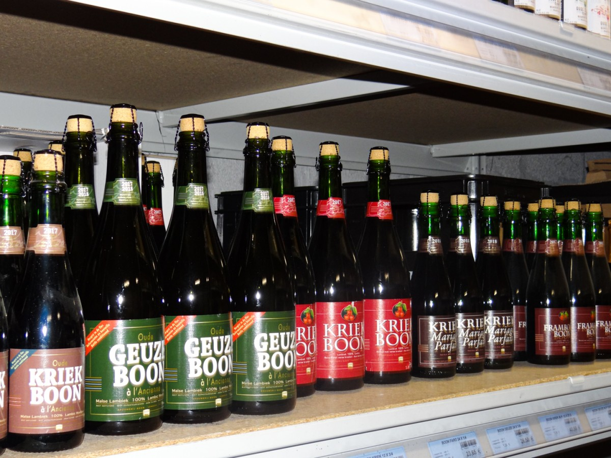 Fruitige bieren