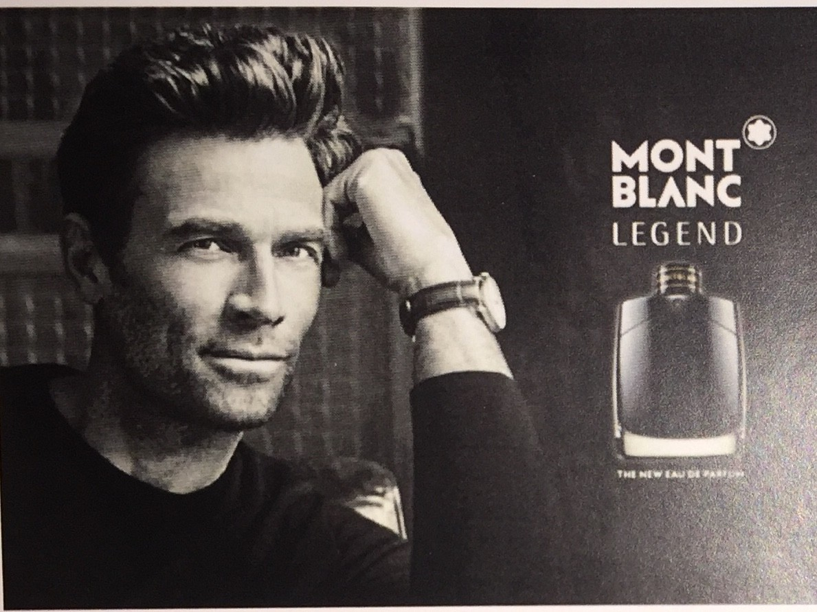 Mont Blanc Legend  edp 100ml