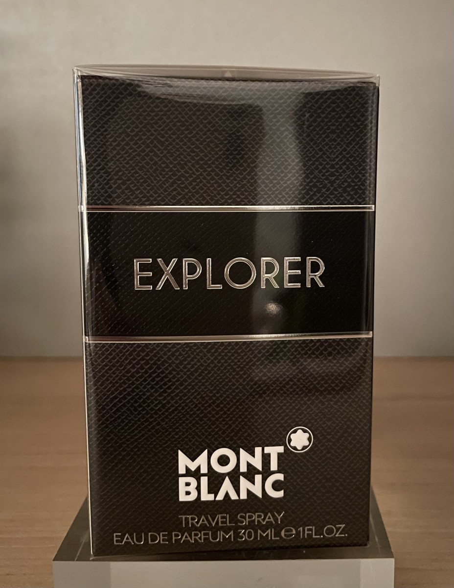 Mont Blanc explorer edp 30ml