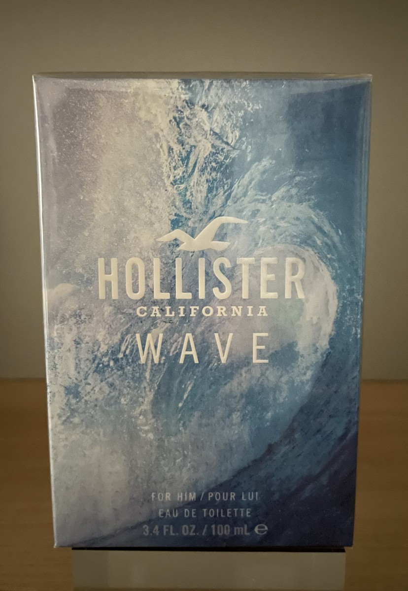 Hollister wave edt 100ml