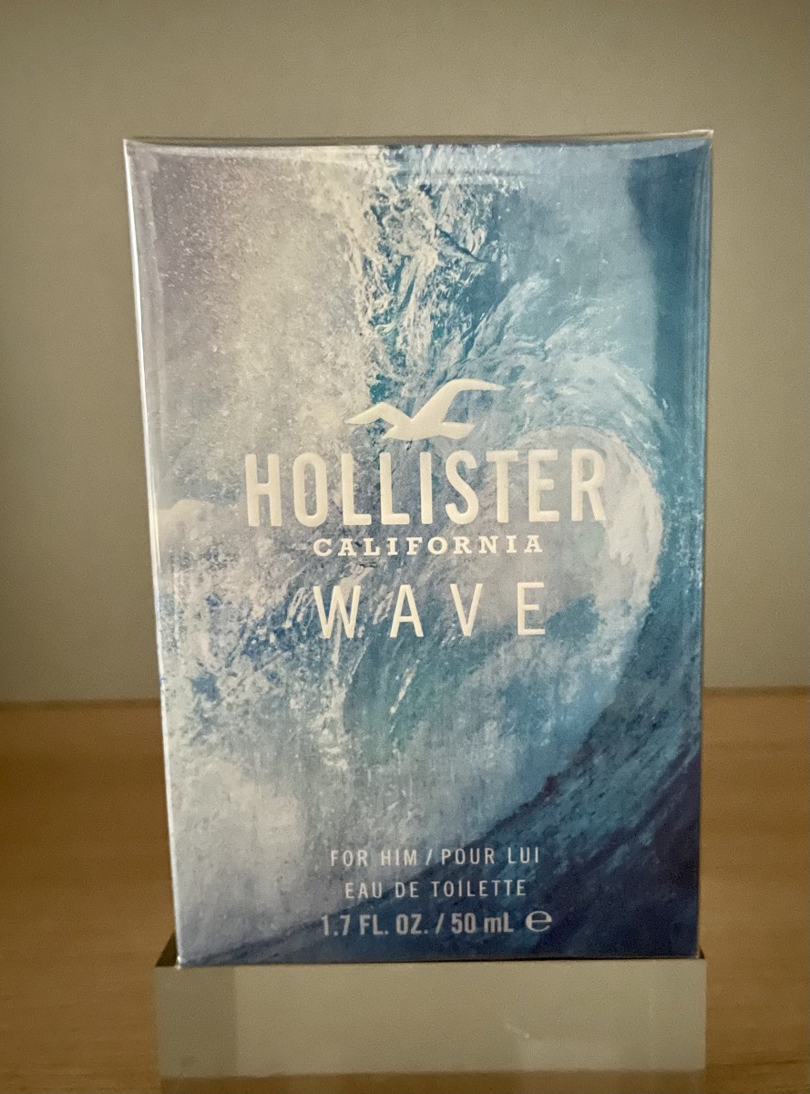 Hollister wave edt 50 ml