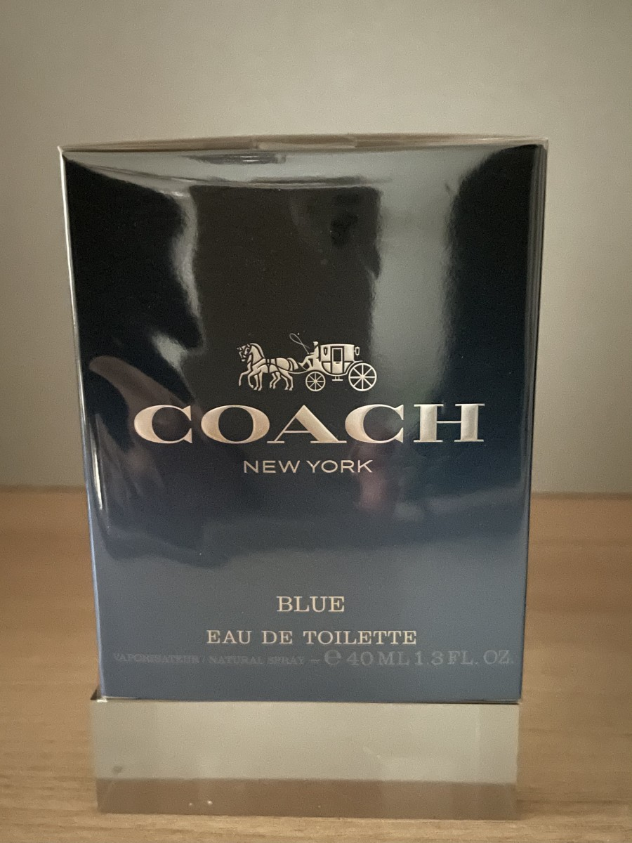 Coach blue edt 40 ml