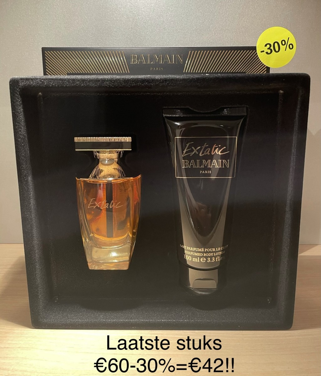 Extatic Balmain edp 60 ml