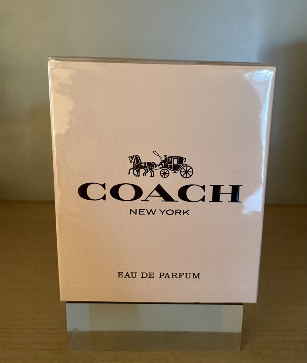 Coach edp 50 ml