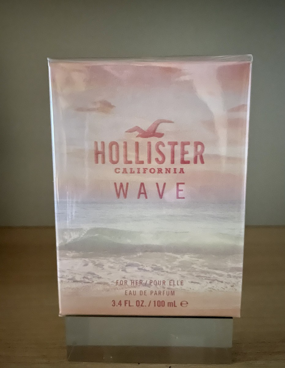 Hollister wave edp 100 ml
