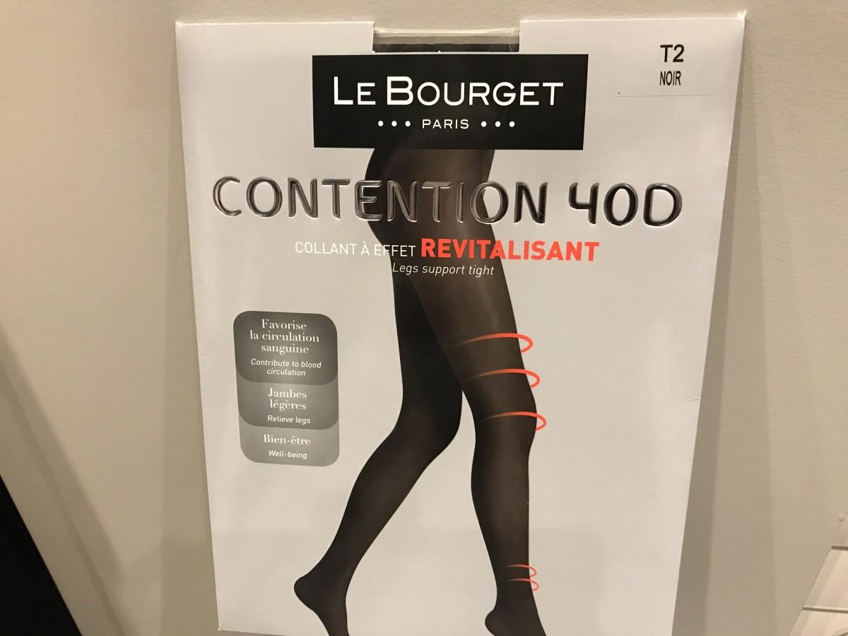 Steunpanty van Le Bourget