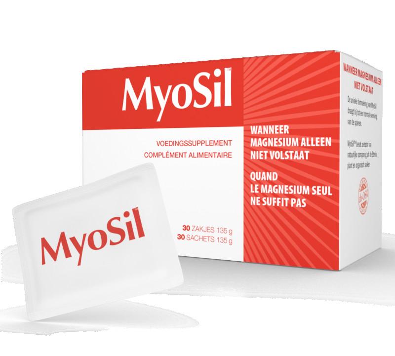 MYOSIL POEDER (135 G X 30 ZAKJES)