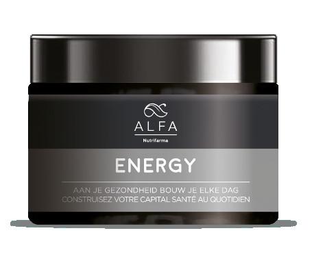 ALFA ENERGY - MENTAAL & FYSIEK