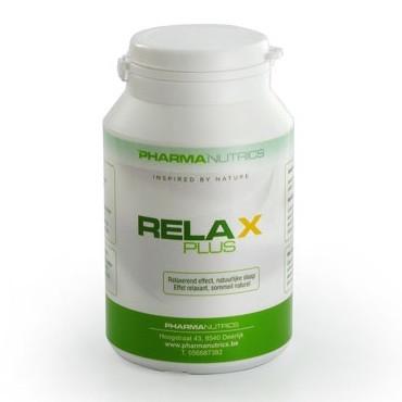 PHARMANUTRICS RELAX PLUS (60 C)