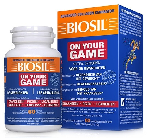 BIOSIL ON YOUR GAME (60 CAPS)