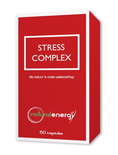 NATURAL ENERGY STRESS COMPLEX 60 C
