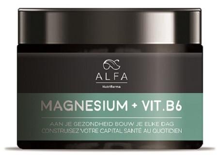 ALFA MAGNESIUM + VITAMINE B6 90 C