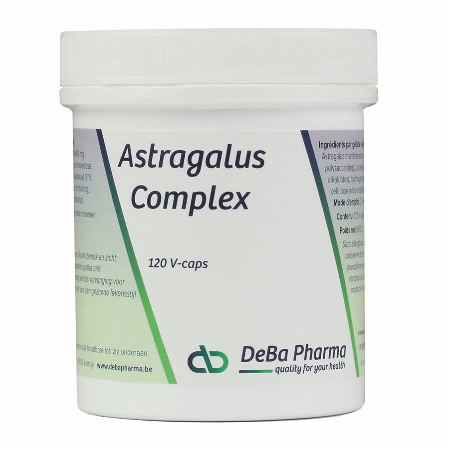 DEBA PHARMA ASTRAGALUS COMPLEX
