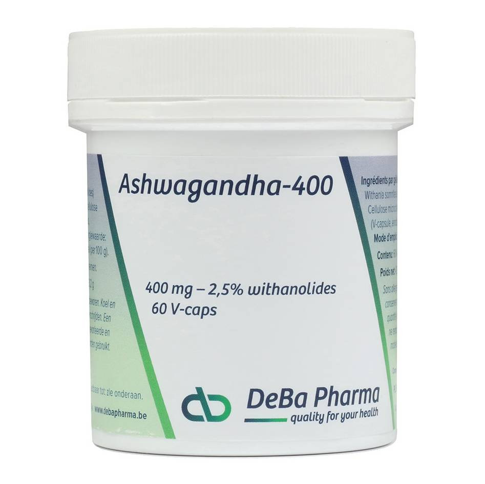 DEBA PHARMA ASHWAGANDHA
