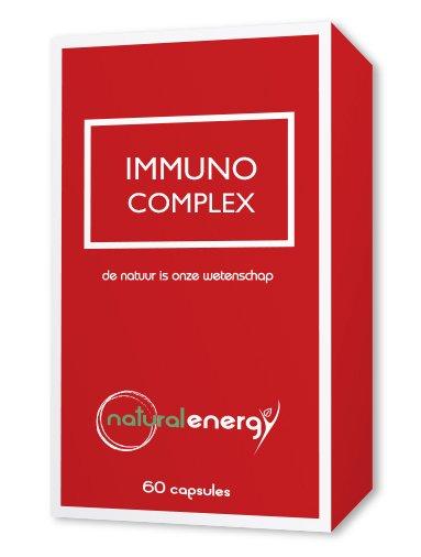 NATURAL ENERGY IMMUNO COMPLEX 60 C