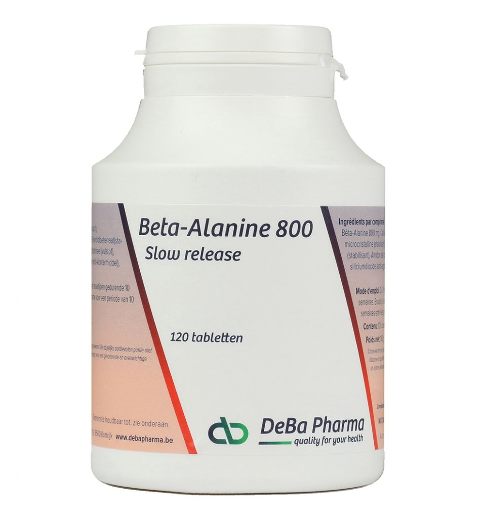 DEBA PHARMA BETA-ALANINE