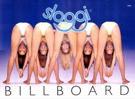 Billen op hun best met Sloggi !